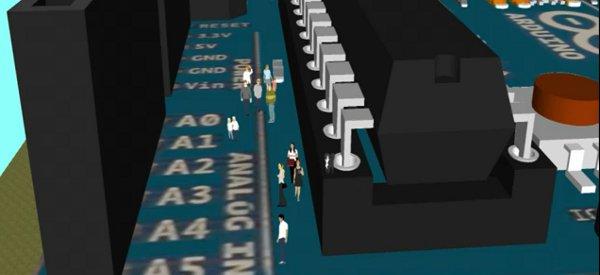 Arduino Park : A la découverte de kit Arduino Uno lors d'une visite virtuelle