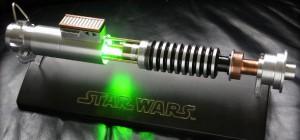 DIY : Une magnifique réplique du sabre laser du Retour du Jedi – Star Wars