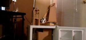 Catapult Fridge : Le robot frigo qui lance les canettes de bières bien fraîche