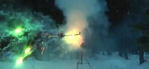 DIY : Armer un drone FPV tricopters avec des feux d'artifice pour attaquer des ballons d'hydrogène