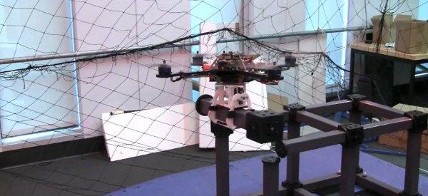 Quand les drones quadrotor du GRASP Lab se mettent à la construction