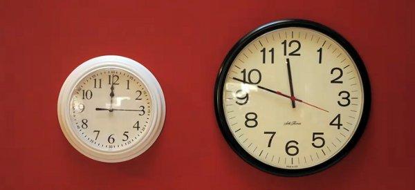 LunchTime Clock : L'horloge qui vous fait gagner 12 minutes de pause à midi