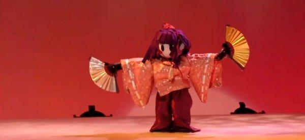 Robot Japan 2011 : Le concours de danse des robots