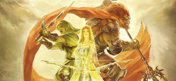 Un magnifique graphisme pour les 25 ans de Zelda et son making of en vidéo