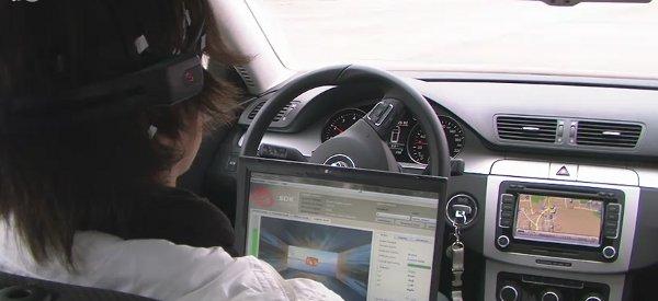 Innovation : Conduire une voiture avec son cerveau et sans les mains, c'est possible !