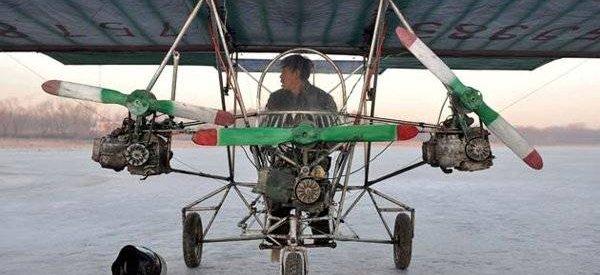 DIY : Fabriquer un avion pour moins de 300 euros, c'est possible !