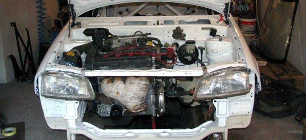 Vidéo : Remontage d'une Suzuki Swift GTI en stop-motion
