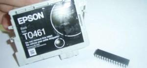 DIY : Émulation des cartouche d'encre d'une imprimante Epson avec un PIC18F