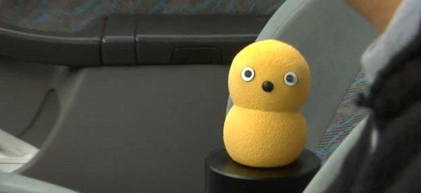Keepon : Le petit robot qui danse va conquérir le monde
