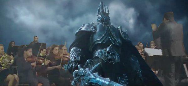 Musique : Un medley de World of Warcraft interprété par un choeur et instruments classiques