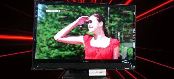 Innovation : La télévision à rétro-éclairage laser arrive dans votre salon.