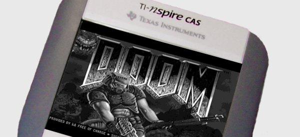 Vidéo : Portage de Doom sur une calculatrice TI nSpire