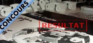 Résultat du concours Robotis Bioloid Beginner Kit