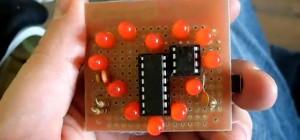 DIY : Fabriquer un coeur électronique à LED pour la St Valentin