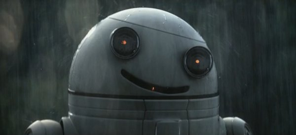Vidéo : Blinky™ le robot domestique mal-aimé