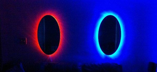 Diy fabriquer un miroir portal de t l portation semageek for Decoller un miroir