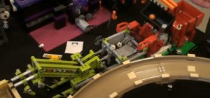 Vidéo : Le plus grand montage Great Ball Contraption en LEGO au monde