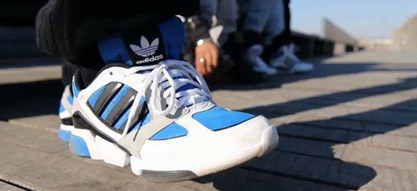 Megalizer, la chaussure d'Adidas Sneaker Mega qui permet de créer de la musique