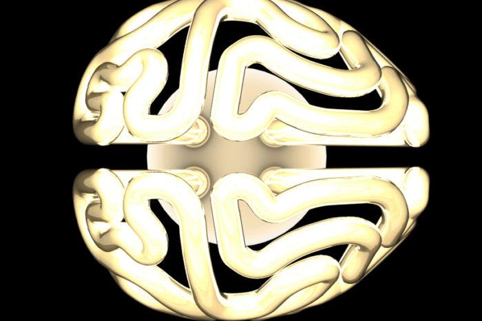 Design : Une ampoule fluo-compacte en forme de cerveau