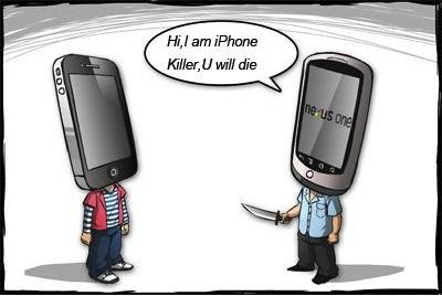 Image : Qui est l'Iphone Killer ?