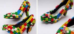 WTF : Des chaussures à talon aiguille en LEGO
