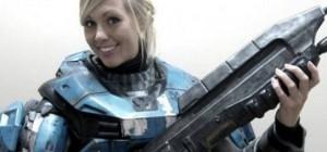 Cosplay : Un magnifique costume de Halo pour danser…