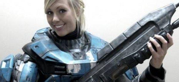 Cosplay : Un magnifique costume de Halo pour danser...