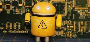 DIY : Fabriquer un robot BugDroid animé à partir d'une figurine Android inerte