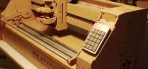 PhlatPrinter 3 : Une machine CNC en kit qui peut dessiner comme une table traçante
