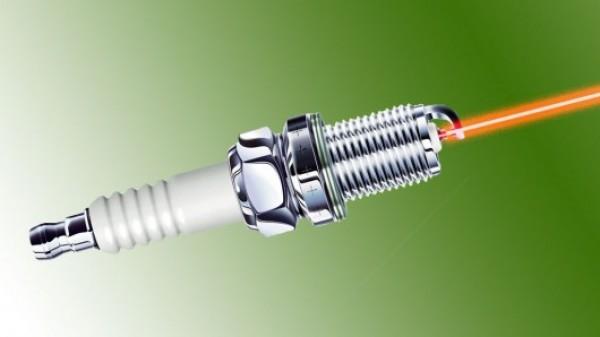 Recherche : Des bougies d'allumage à lasers pour votre voiture ?