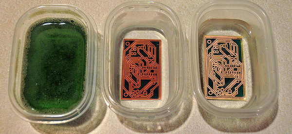 DIY : Une solution pour fabriquer ces circuits imprimés à la maison