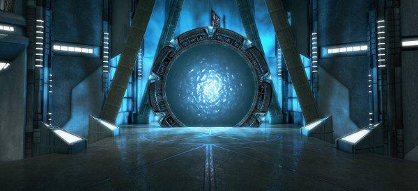 Stargate : Les plans originaux de la porte des étoiles en vente sur Ebay