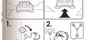 Des manuels de montage dans le style Ikea pour les geeks