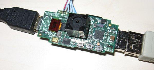 Raspberry Pi : Un ordinateur miniature à 25$ de la taille d'une clé USB
