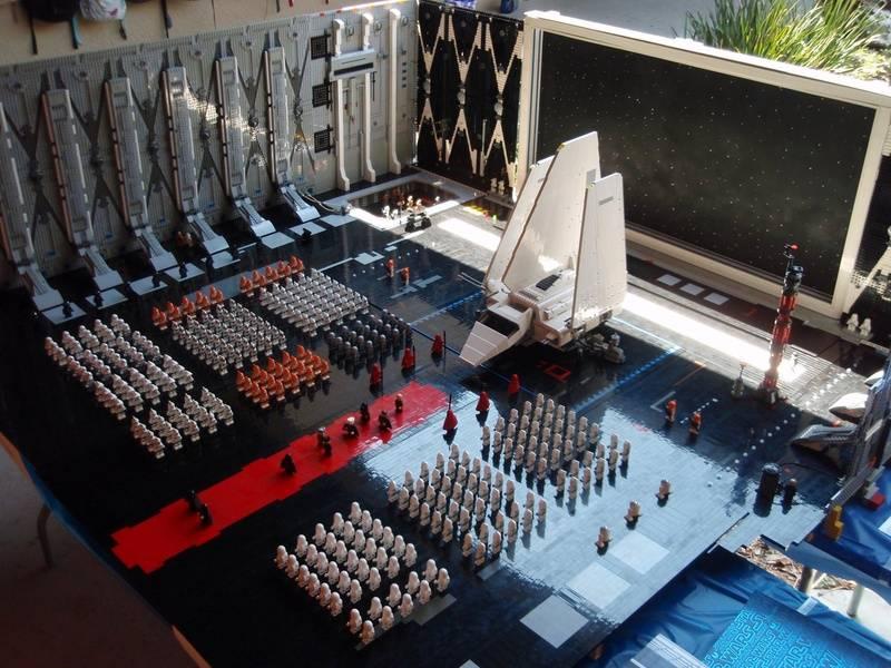 Vaisseau star wars lego - Vaisseau de dark vador ...