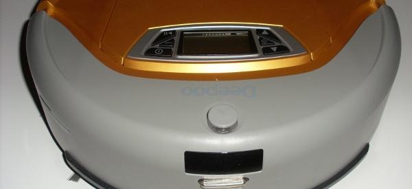Test et avis du Robot Aspirateur Ecovacs DEEPOO D58