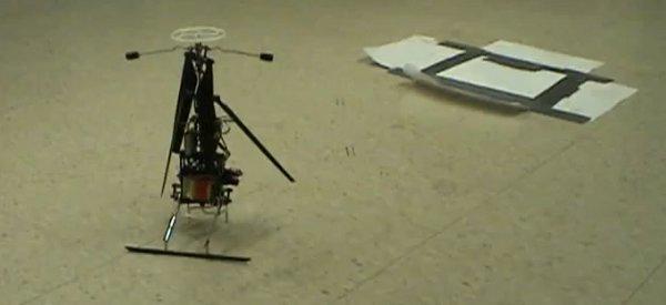 Transformers IRL : Un robot roulant qui se transforme en hélicoptère
