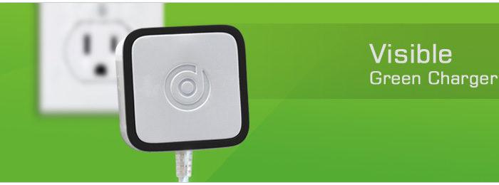 Un câble USB pour périphériques mobiles qui s'illumine en fonction de la charge