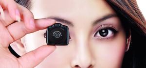 Gadget : DV59, La plus petite mini caméra espion HD…