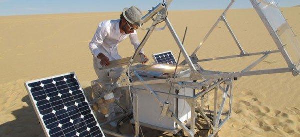 Solar Sinter : Une imprimante 3D qui transforme le sable en verre