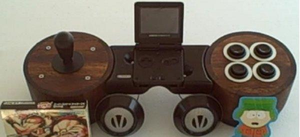 Transformer une Game Boy Advance SP en mini borne d'Arcade