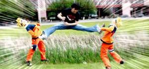 Epic Anime Time : Une vidéo de cosplay qui donne l'impression d'un jeux vidéo de combat