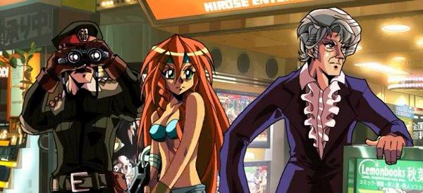 Vidéo : La série Doctor Who en version dessin animé Manga