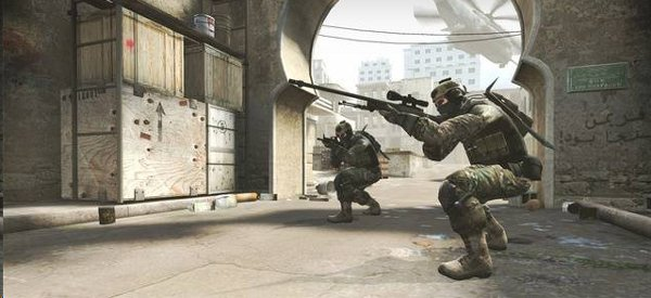 Bande annonce et screenshot de Counter Strike : Global Offensive