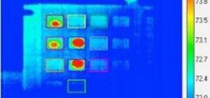 Des caméras thermiques pour voler le code pin de votre carte bleue