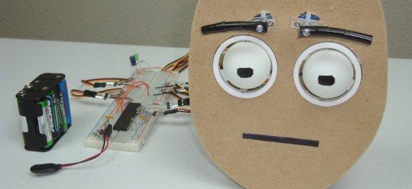 DIY : Fabriquer un animatronic basique avec les yeux qui bougent