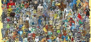 Image : Où est Wall-E ?