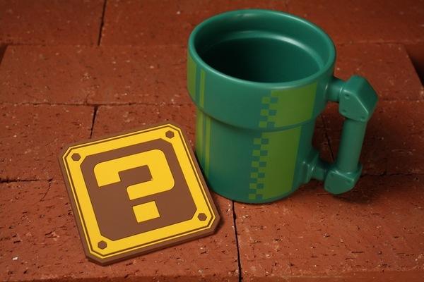 Pipe Mug : Un mug pour les fan de Super Mario Bros