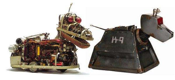 Tati, le mystérieux robot chien vieux de 60 ans
