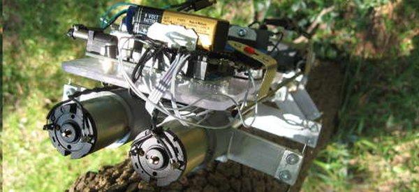 DIY : Fabriquer un robot à base d'Arduino qui grimpe aux arbres